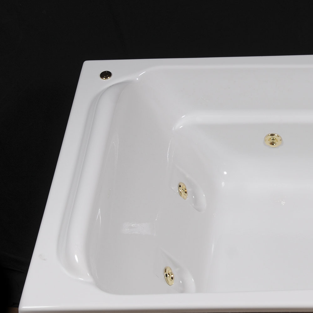 E7248 european massage bathtub watertech whirlpools and for European bathtub
