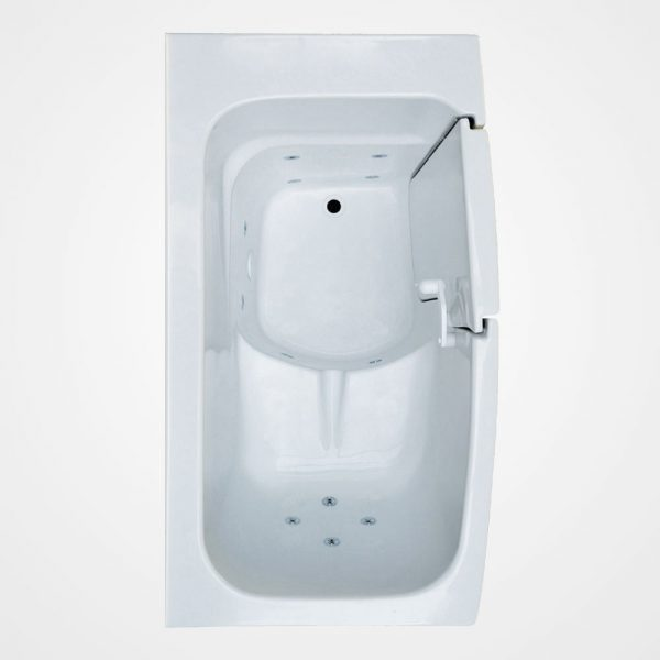 W5330 Walk-in Whirlpool Bathtub | Watertech Whirlpools and ...