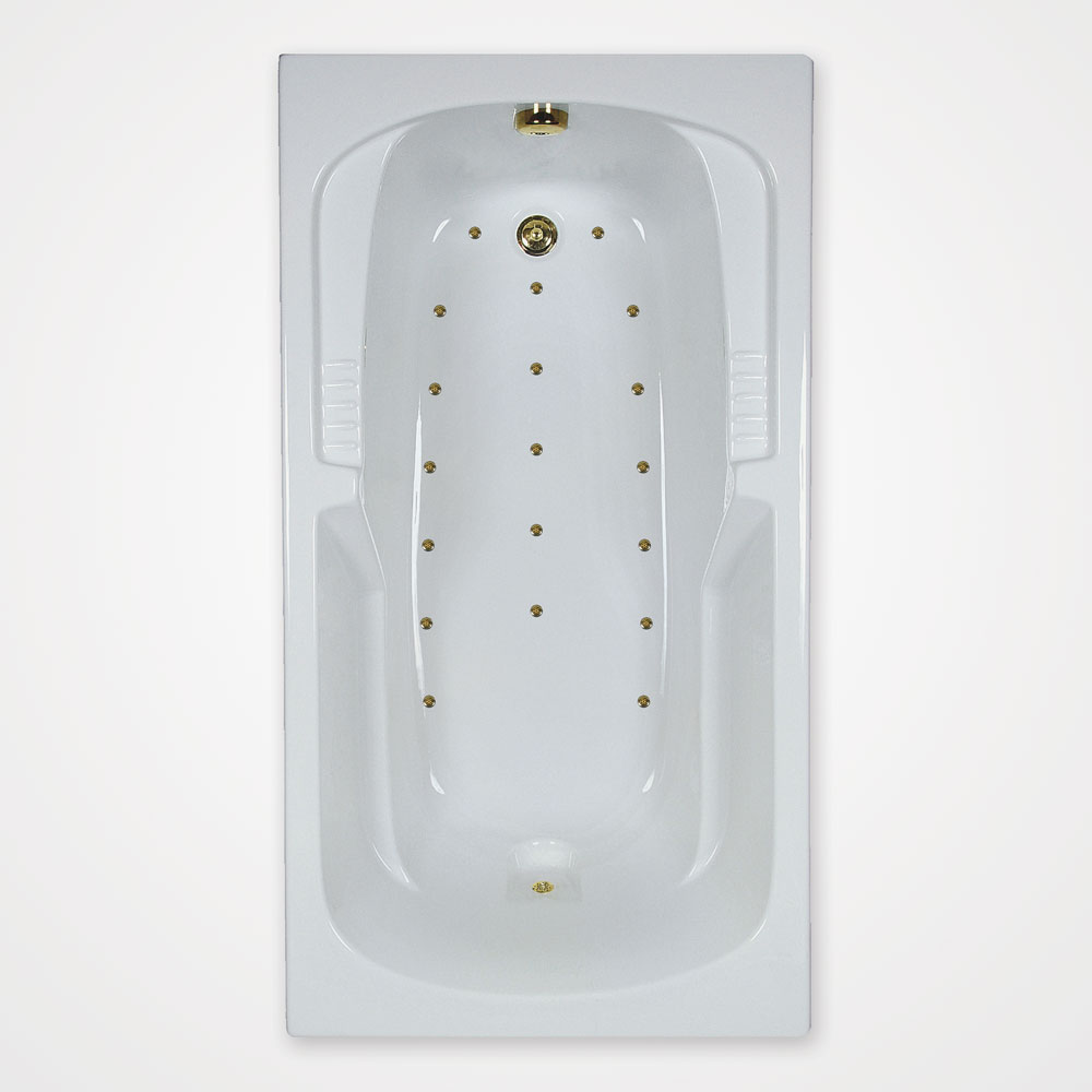 6032-BW-AIR-TUB | Watertech Whirlpools and AirbathsWatertech ...
