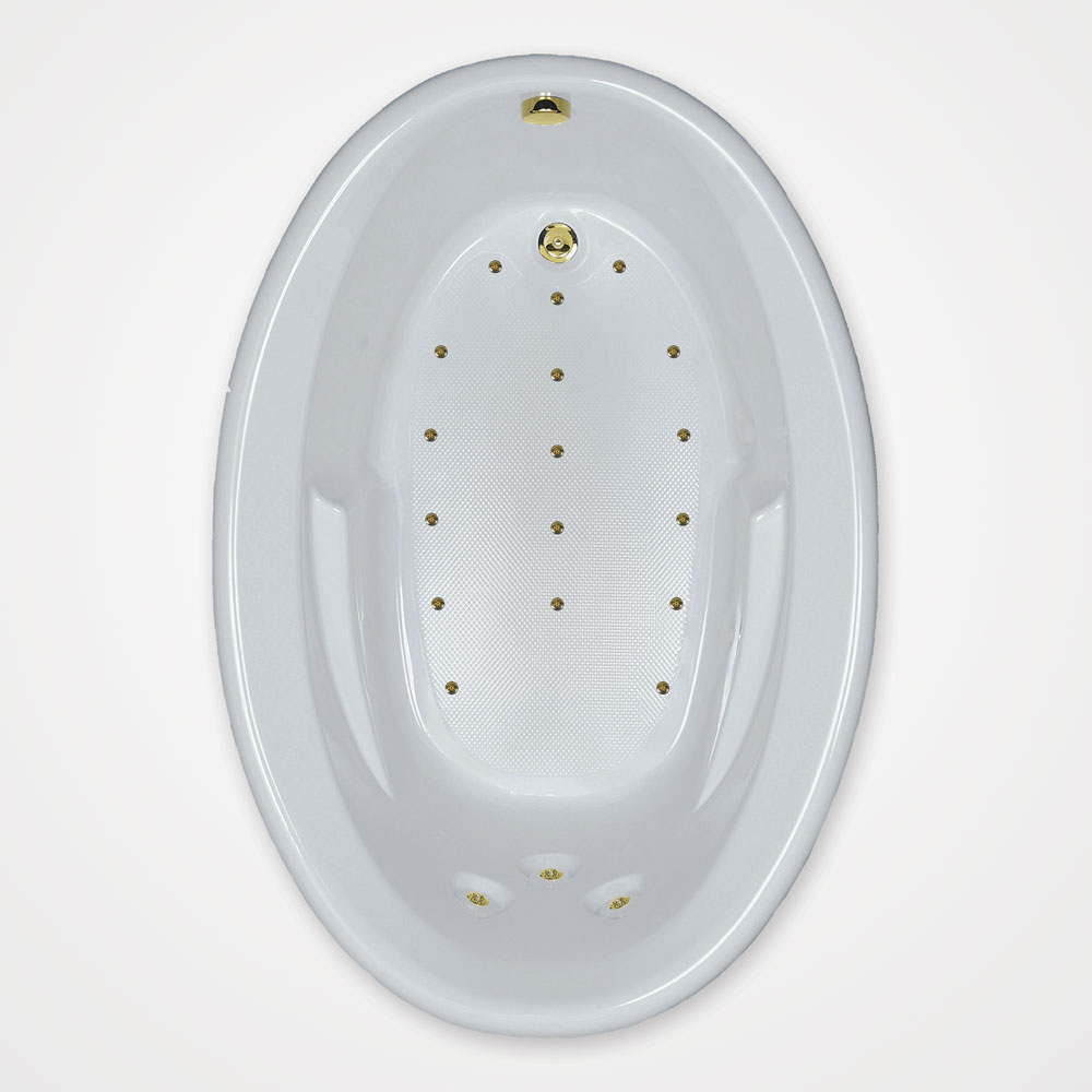A6042 Eow Air Bathtub Watertech Whirlpools And Airbaths