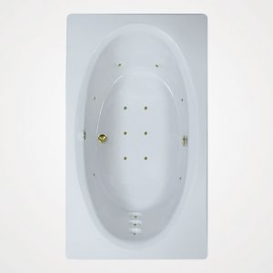 72 by 42 European massage Bath tub