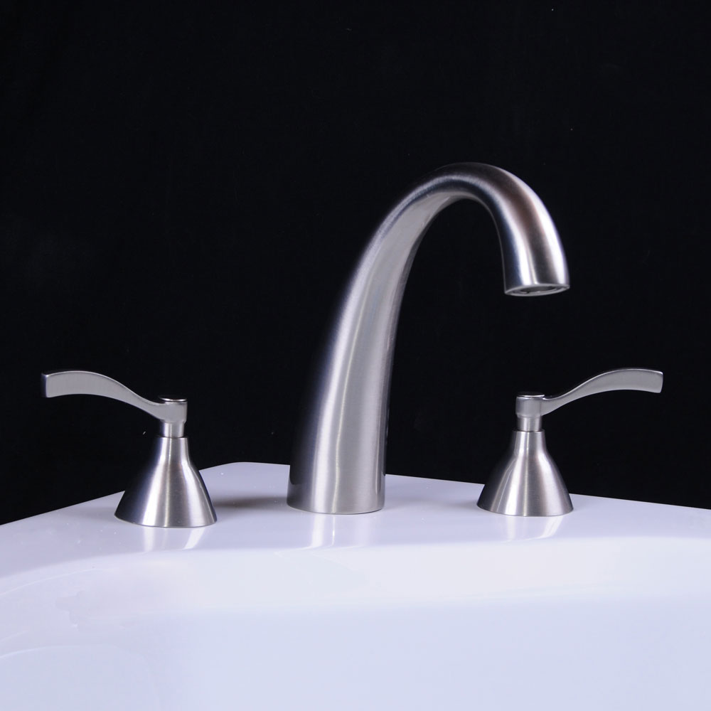 Roman 3-Piece Faucet Set | Watertech Whirlpools and ...