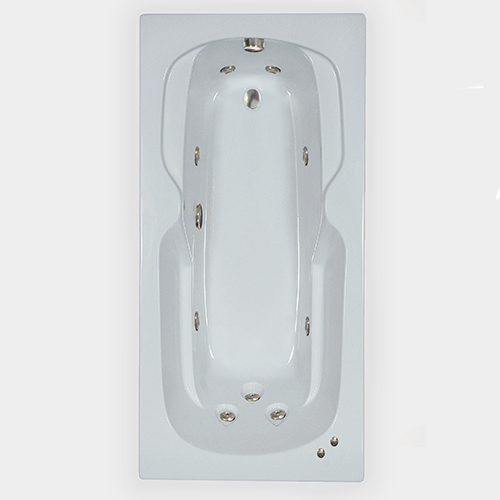 6036 BW Whirlpool Bathtub | Watertech Whirlpools And AirbathsWatertech  Whirlpools And Airbaths