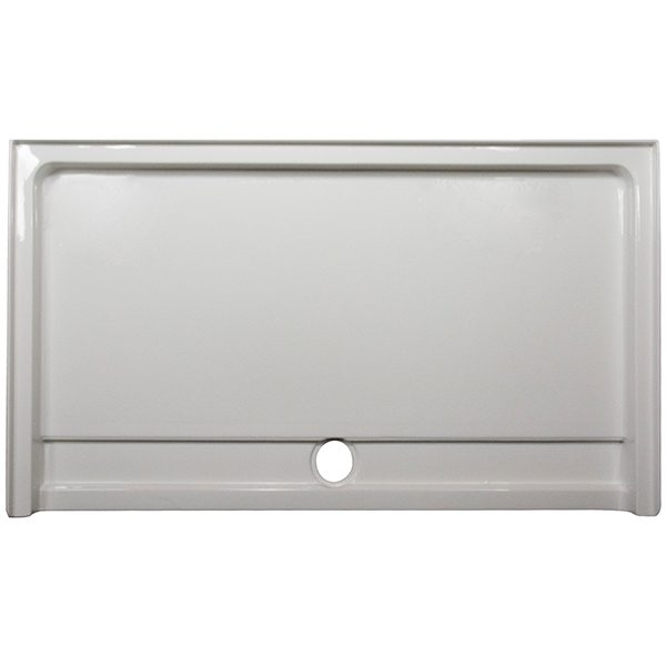 Zero Threshold Shower Pan.60 X 32 Zero Threshold Shower Pan